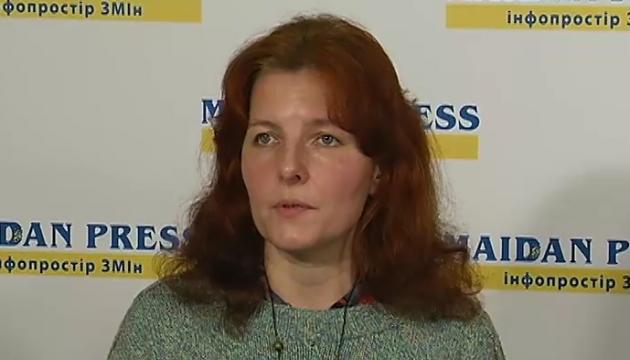 Російська опозиціонерка отримала статус біженки в Україні