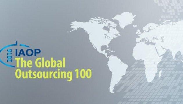 全球百佳外包公司中12家是乌克兰IT公司