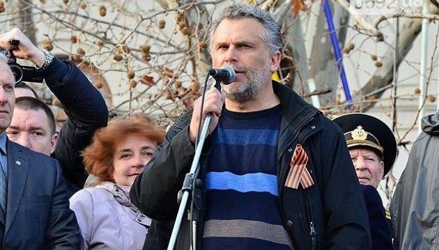 Чалий заявив, що Крим хотіли анексувати ще у 2004-му