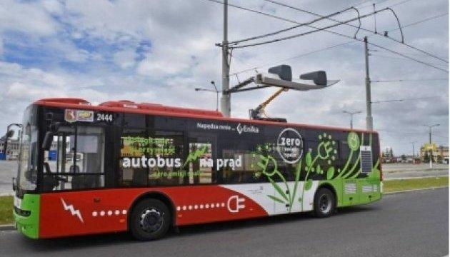 Польща до 2020 року закупить 780 електроавтобусів