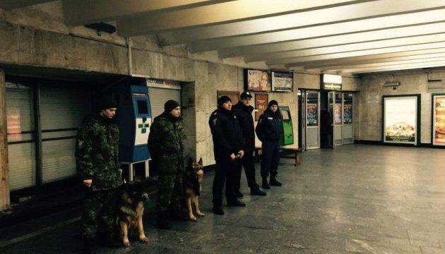 Київ патрулюють чотири тисячі правоохоронців