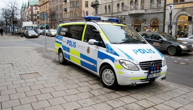 У передмісті Стокгольма сталися заворушення
