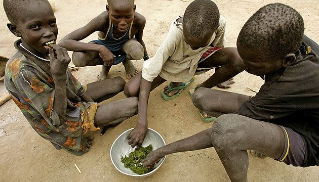 child malnutrition in africa Interactive charts and maps that rank malnutrition as a cause of death for every country in the world.