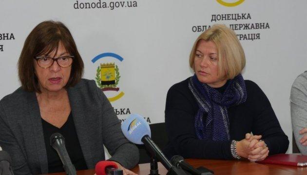 Harms: Bei Handelsblockade im Donbass soll ein Kompromiss gefunden werden