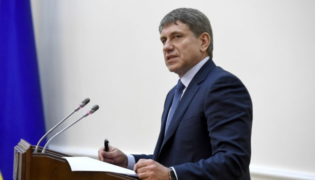 Minister Nasalyk to initiate prohibition of anthracite imports from Russia