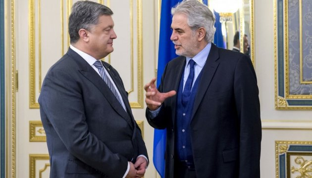 Допомога Україні з боку ЄС триватиме, доки буде потрібна - єврокомісар