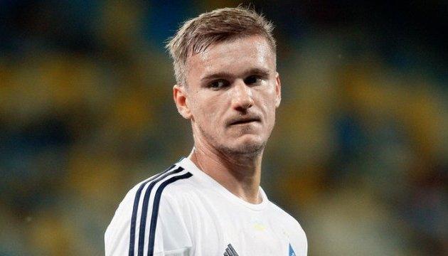 «Динамо» перевело Гладкого в дубль