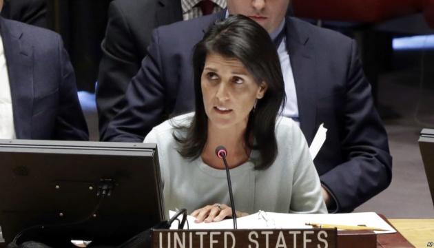 Гейлі про хіматаку в Сирії: США відреагують в будь-якому випадку