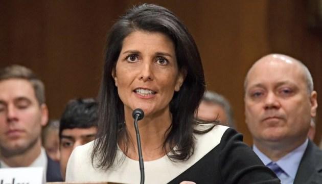 Постпред США в ООН: Росія має припинити покривати злочини Асада
