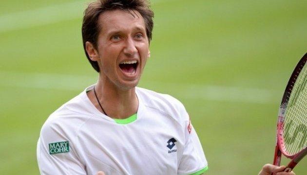 Стаховський пробився до другого кола турніру ATP у Марселі