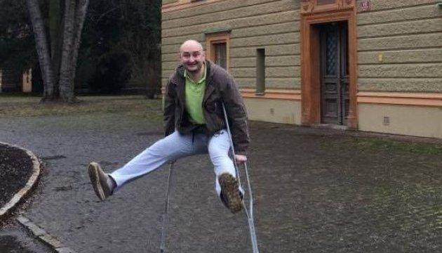 Відомий журналіст Бабченко покинув