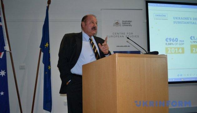 Шлях України в Європу лежить через глибинні реформи - посол в Австралії