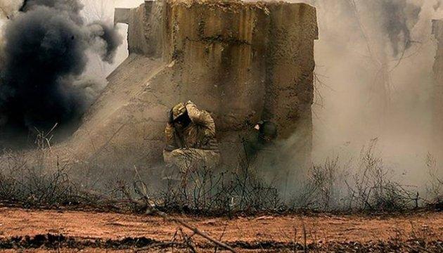 """Terroristen setzen Raketenwerfer """"Grad"""" ein: zwei ukrainische Soldaten tot, noch sieben verletzt (aktualisiert)"""