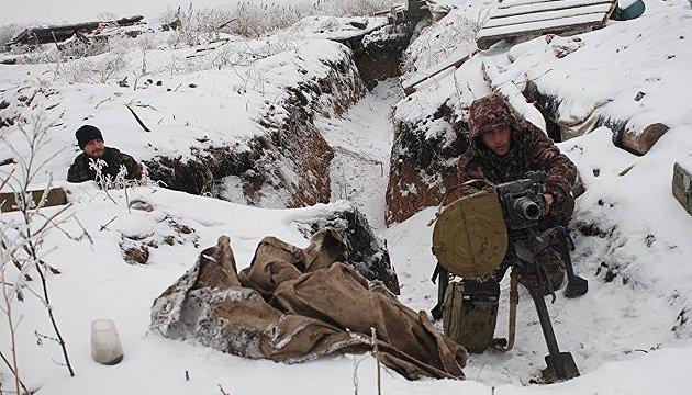 АТО: бойовики застосовують 120-мм міномети на Донецькому напрямку