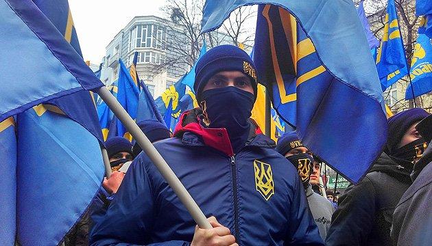 Марш націоналістів – фундамент майбутнього об'єднання? Навряд…