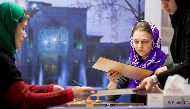 Українсько-російське протистояння за крок до шахового трону