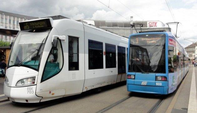 Новий швидкісний трамвай у Києві з'єднає береги Дніпра