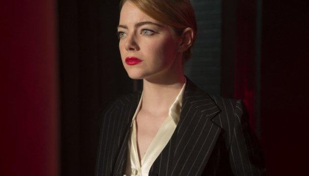 Емма Стоун стала найкращою актрисою року