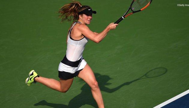 Світоліна вийшла до півфіналу турніру WTA в Еміратах