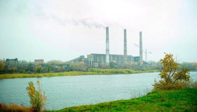На Донеччині зупинилася Миронівська ТЕС