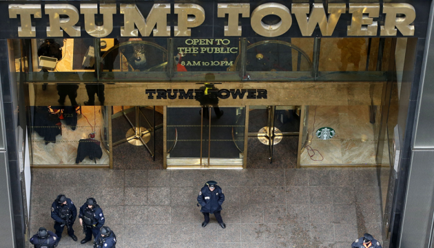 Поліція Нью-Йорка вимагає $26 мільйонів за охорону хмарочоса Трампа