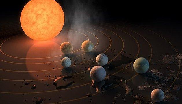 Вчені NASA виявили три екзопланети, схожих на Землю