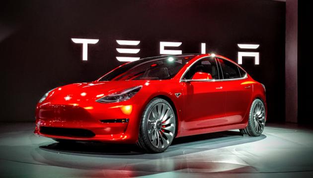 Tesla розпочинає виробництво