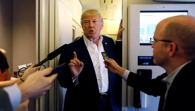 Трамп прокоментував нові санкції: Америка не буде терпіти