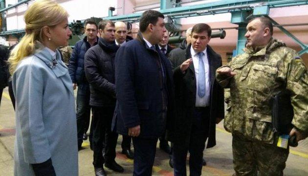 Гройсман проведе на Харківщині нараду з питань авіабудування