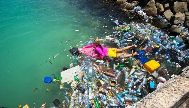ООН оголосила війну пластиковому забрудненню світового океану