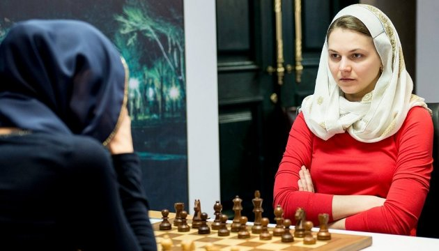 Post of chess grandmaster Anna Muzychuk breaks record in Ukrainian Facebook segment
