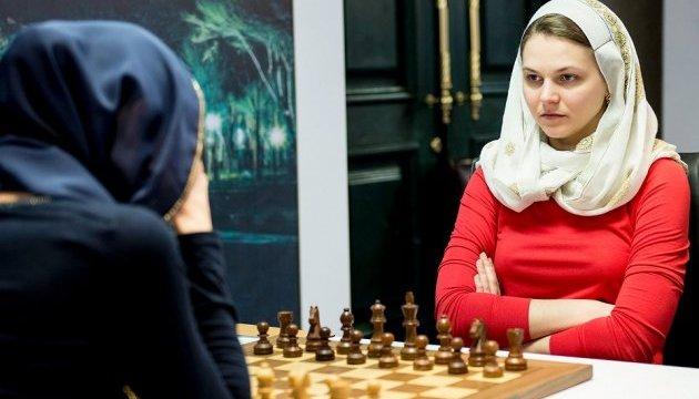 Анна Музичук вийшла у фінал чемпіонату світу з шахів