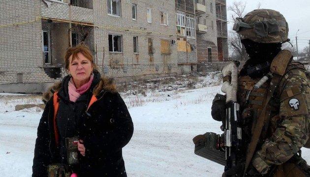Депутат Сейму планує розширити доповідь про злочини Росії на Донбасі