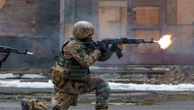 24 heures dans le Donbass: 5 soldats ukrainiens blessés