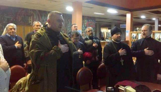 Краматорськ: вшанування загиблих героїв - спільною молитвою
