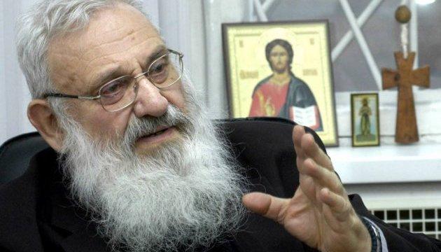 Єпископ УГКЦ Любомир Гузар відзначає 84-річчя