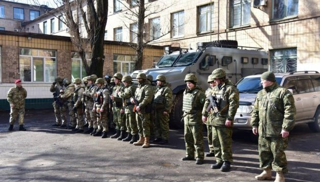Авдіївській поліції відправили підкріплення