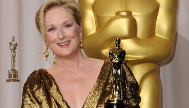 Оскар: черговий рекорд від Меріл Стріп