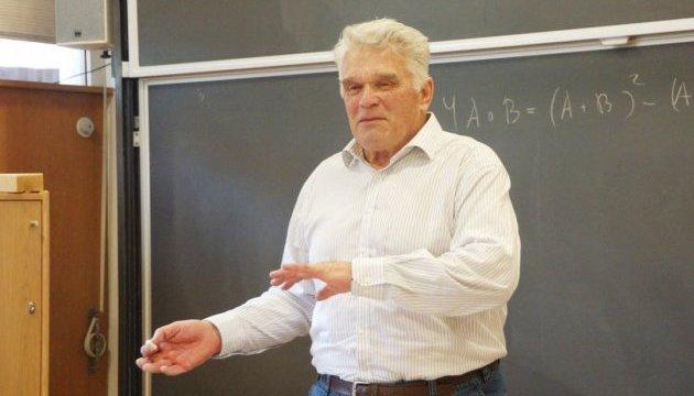 У Петербурзі помер один із творців сучасної математичної фізики