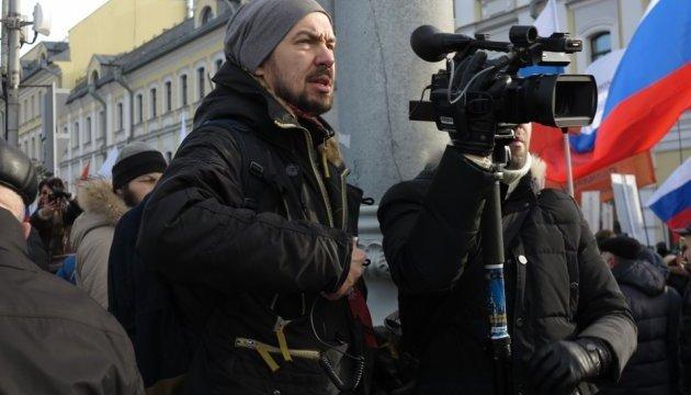 В Москве задержали украинского журналиста Романа Цимбалюка