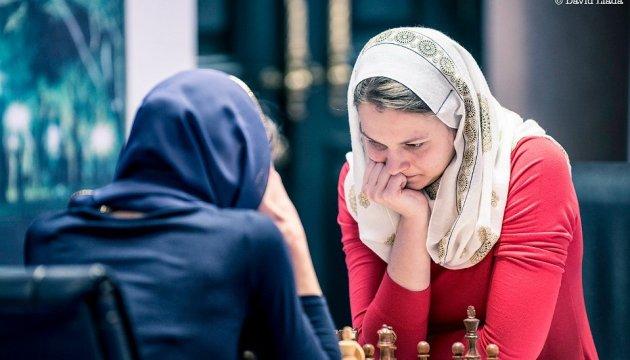 Музичук програла Тань у другій партії фіналу ЧС-2017 з шахів