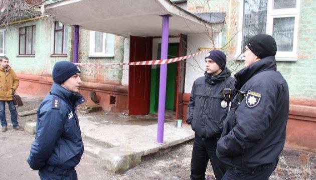 У Чернігові злочинець кинув гранату під ноги поліції: двоє поранених