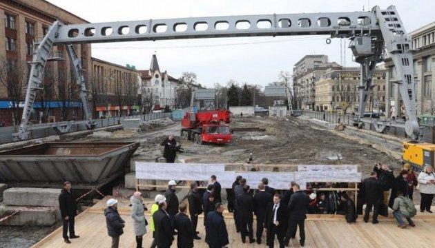 Дніпро отримає €300 мільйонів на будівництво метро - Порошенко