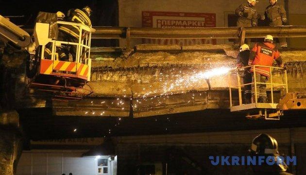У Кличка обговорили варіанти реконструкції Шулявського мосту