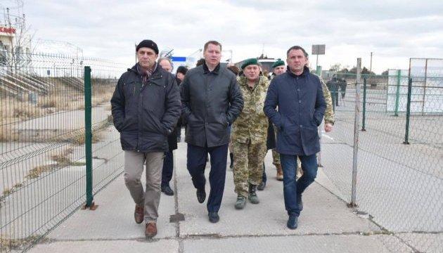КПП на адмінмежі з Кримом облаштують на 300 мільйонів – Херсонська ОДА