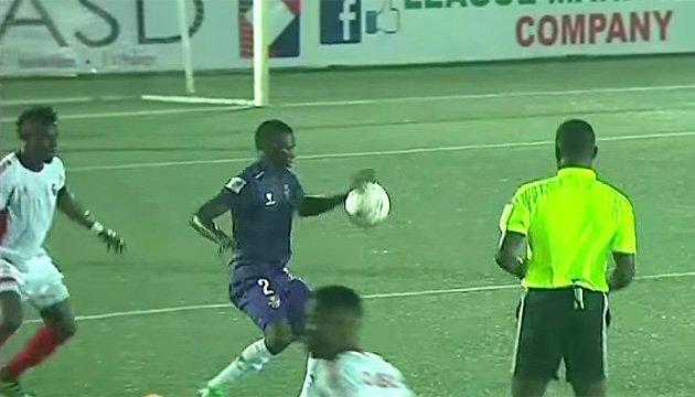 Гол чемпіонату Нігерії з футболу буде претендувати на кращий в 2017 році