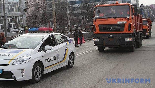 Шулявський міст відкрили для авто й тролейбусів