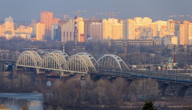 Зима у Києві побила 139-річний температурний рекорд