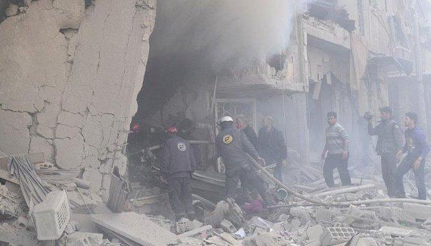 Війська Асада обстріляли сирійські села, є жертви - ЗМІ