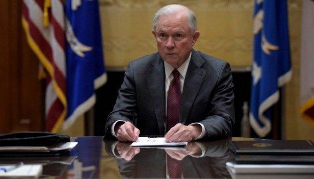 Новий генпрокурор США назвав міста, де стрімко зростає кількість злочинів